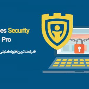 افزونه iThemes Security PRO | افزونه محافظ امنیتی پیشرفته وردپرس | افزونه آیتمز اورجینال